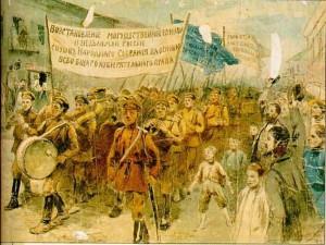 Восстановление могущественной единой и неделимой России